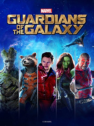 VHS : Guardians of the Galaxy (Theatrical)