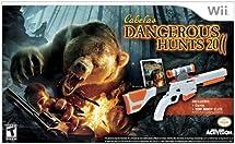 Cabela's Dangerous Hunts 2011 with Top Shot Elite - Nintendo Wii