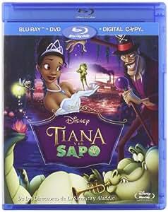 Amazon.com: Tiana y el sapo: Movies & TV