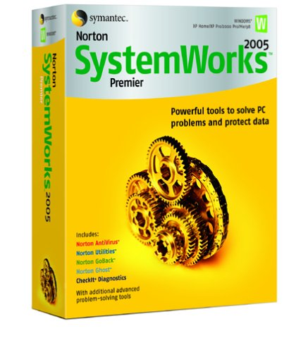 amazon com norton systemworks 2005 premier single user [antivirusimage unavailable image not available for color norton systemworks 2005