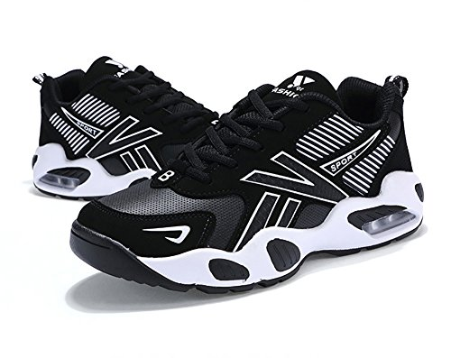 No.66 Scarpe Da Basket Da Uomo Sneaker Scarpe Da Ginnastica Da Uomo Performance Da Uomo Nere