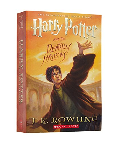 5 Paperback Books - Harry Potter and the Deathly Hallows (Book 7)