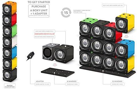 BOXY Automatic Watch Winder - Add Ons