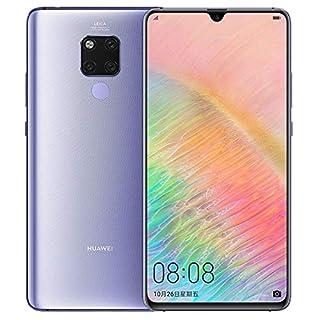 Huawei Mate 20 X EVR-L29 Dual Sim 128GB/6GB (Phantom Silver) - Factory Unlocked - GSM ONLY, NO CDMA - No Warranty in The USA