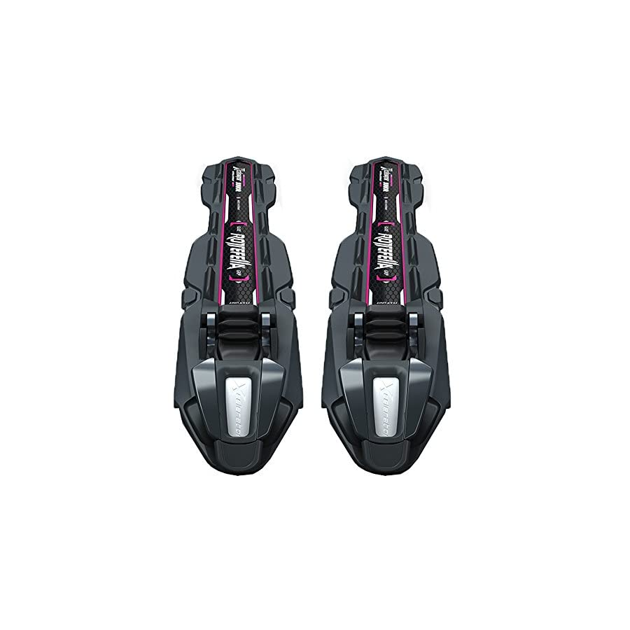 Rottefella Xcelerator Junior Skate Nordic Ski Bindings, Black