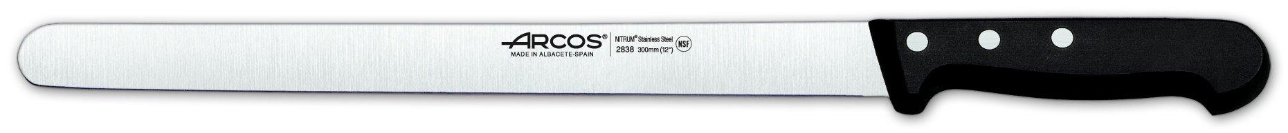 Arcos 12-Inch 300 mm Universal Slicing Flexible Ham Knife