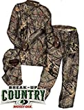 Hec Suit Best Deals - HECS Suit Mossy Oak Country With Free DVD (2-XL)