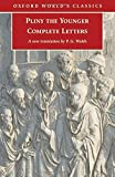img - for Complete Letters (Oxford World's Classics) by Pliny the Younger (2009-06-15) book / textbook / text book