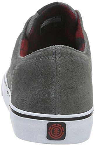 Element Element Topaz C3 Herren Sneakers - Zapatillas Hombre Gris - Grau (18 Charcoal)