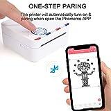 Phomemo M02S Portable Mini Pocket Printer Wireless