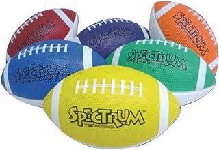 S & S dans le monde entier Spectrum en mousse Ballons (lot de 6)