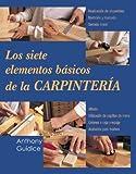 Los siete elementos básicos de la carpintería
