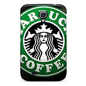 Waterdrop Snap-on Starbucks Case For Galaxy S4