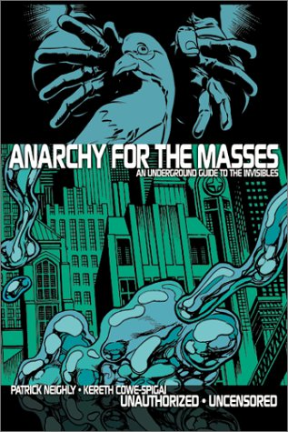 Anarchy for the Masses: An Underground Guide to 'The Invisibles' pdf epub