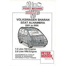 Amazon peter russek books biography blog audiobooks kindle pocket mechanic for volkswagen sharanseat alhambra including 4 x 4 19 litre tdi fandeluxe Images