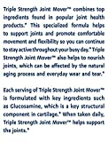 Vitamin World Triple Strength Joint Mover | Joint