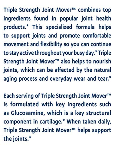 Vitamin World Triple Strength Joint Mover | Joint Support