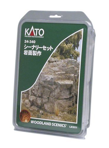 KATO C《나리셋토》 암면제작 LK951 24-340 디오라마 용품