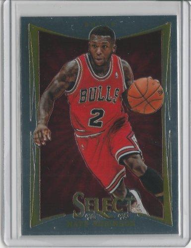 2012-13 Panini Select Basketball Card # 23 Nate Robinson (Nate Robinson Basketball)