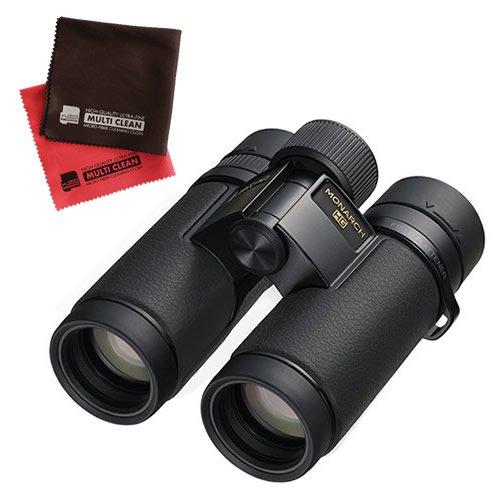(クロス付) ニコン 双眼鏡 MONARCH HG 8x30 (MONAHG8X30) モナーク HG 倍率8倍 有効径30mm (Nikon) B07F9JMCFR