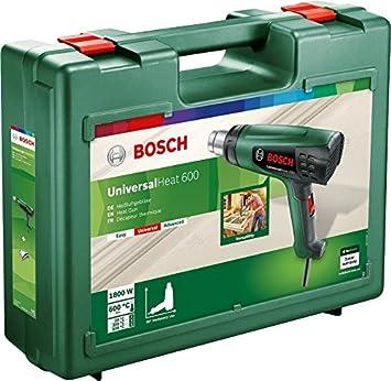 Decapador Bosch UniversalHeat 600 1800 W, en malet/ín de pl/ástico