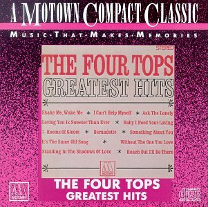 The Four Tops: Greatest Hits (4 Tops compare prices)