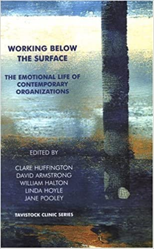 Book Working Below the Surface: The Emotional Life of Contemporary Organisations (Tavistock Clinic Series) (The Tavistock Clinic Series) by (2004-01-01)