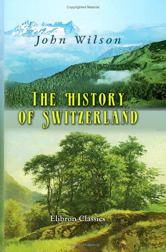 Download The History of Switzerland PDF