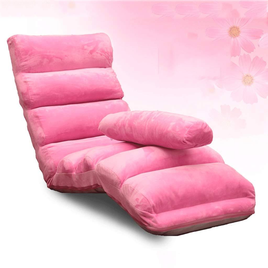 para barato H J&Z Silla de sofá Perezoso sillón Sola Sola Sola Ventana Silla extraíble y Lavable sofá Cama Plegable Silla balcón Lounge Chair,G  Venta barata