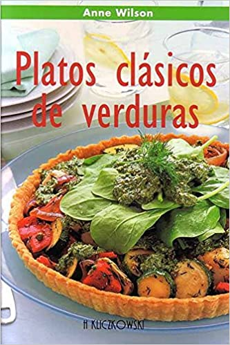 Book Platos Clasicos de Verduras (Spanish Edition)