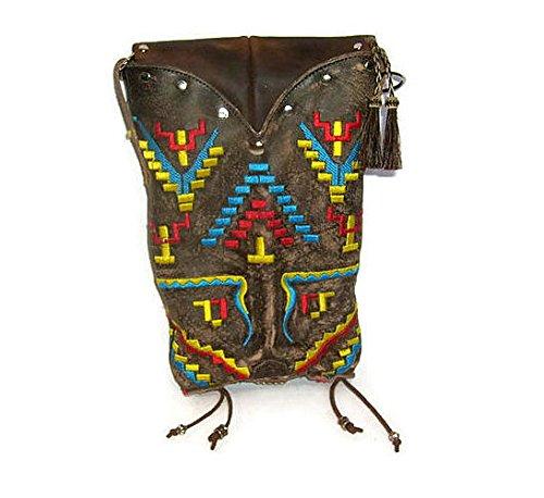 Cowboy Boot Hipster Crossbody Bag HP212