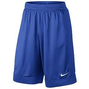 NIKE Men's Fastbreak Shorts (Large, Game Royal/White)