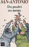 Du poulet au menu par Frédéric Dard