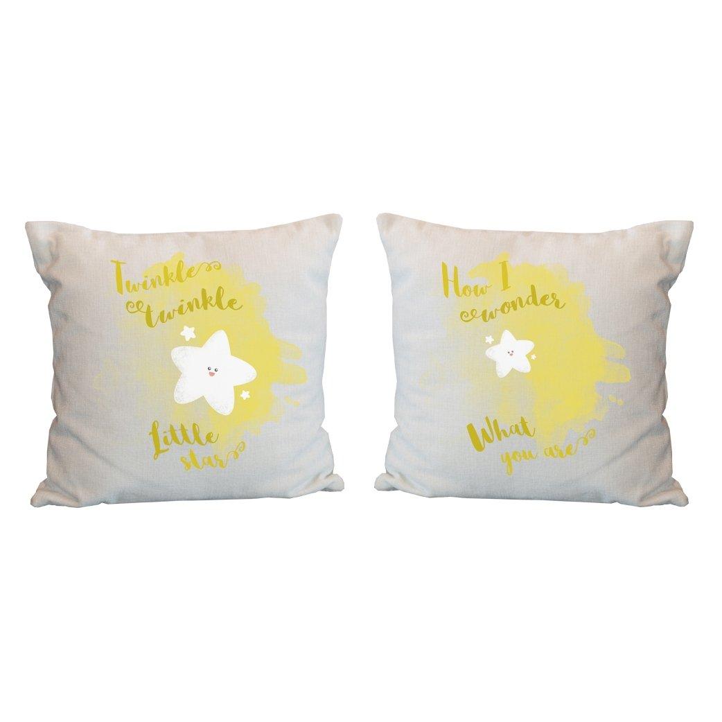 Twinkle Twinkle Little Star Cushion 40 x 40