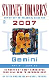 Sydney Omarr's Day-by-Day Astrological Guide for the Year 2007: Gemini, Trish MacGregor and Carol Tonsing, 0451218833