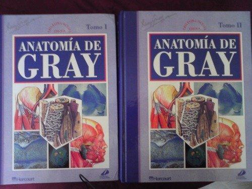 Descargar Libro Anatomia De Gray Peter L. Williams