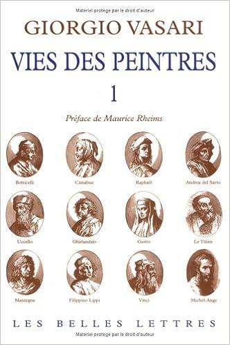 Vie des peintres. Tome I: Tome I. epub, pdf