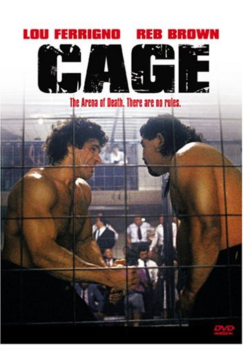 Cage (Arch Wrestling Red)