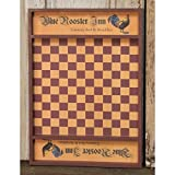 CWI Gifts Blue Rooster Inn Gameboard