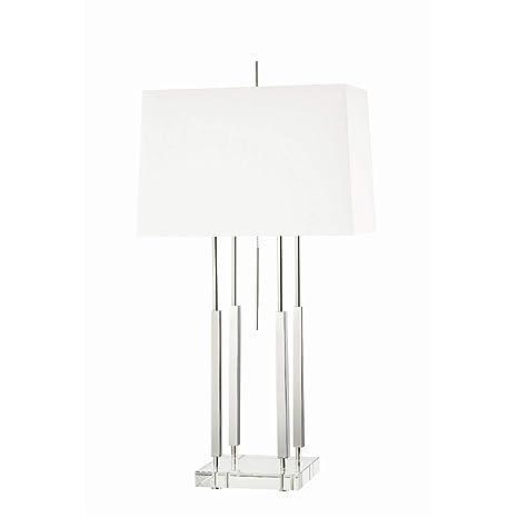 Amazon.com: Lámpara de mesa con 1 lámpara de techo con ...