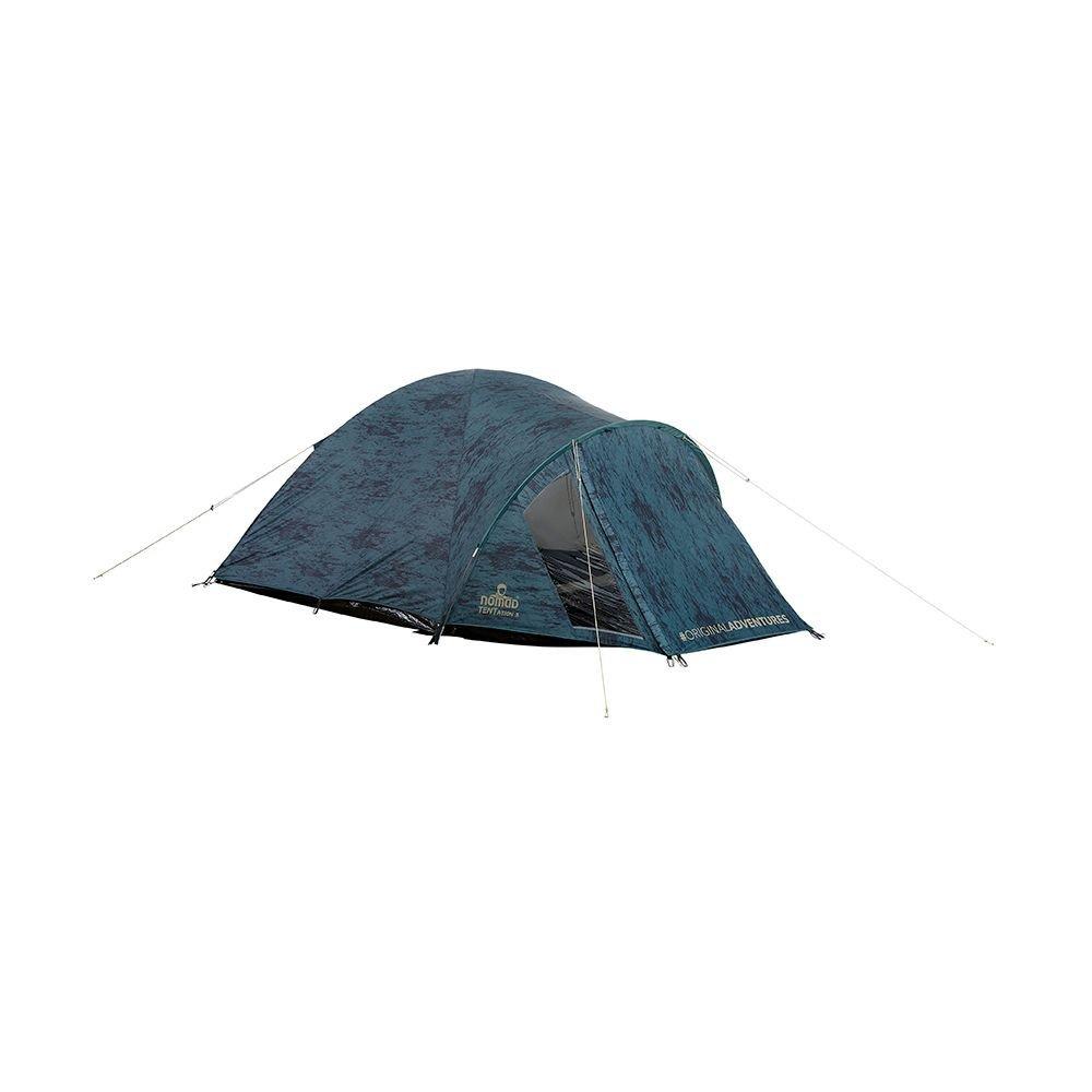 Nomad Tentation 3 Verde Print - Campingzelt