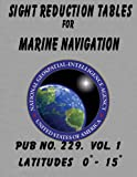 Sight Reduction Tables for Marine Navigation Volume 3, Nga, 1463621981