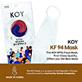 [10 Pack] KF94 Premium Certified KOY Face Mask, 4