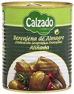 Calzado - Berenjena de Almagro - Aliñada - 780 g