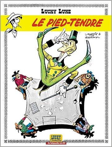 En ligne téléchargement Les Indispensables de la BD, Lucky Luke, tome 2 : Le Pied tendre pdf ebook