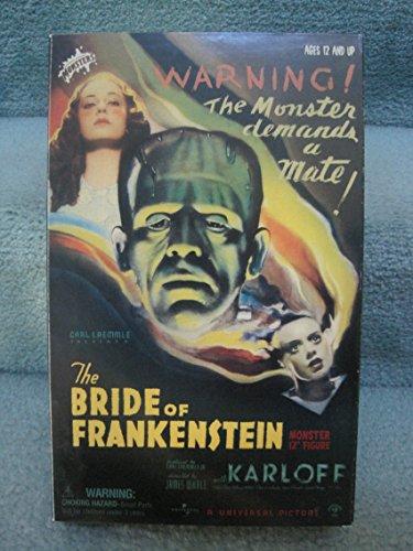 (Boris Karloff as The Monster from Bride of Frankenstein 12 inch)