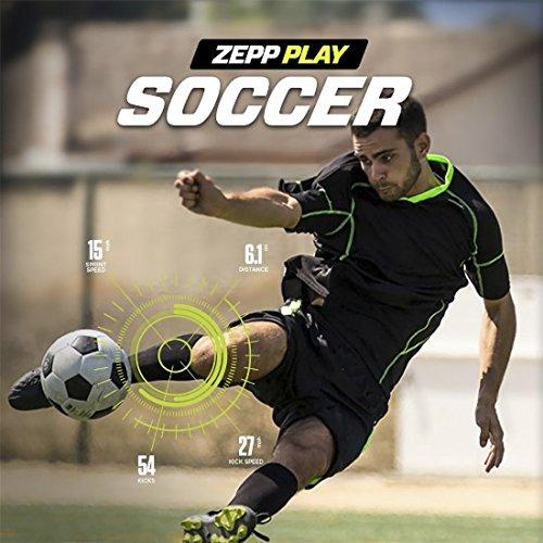 Zepp Play Soccer Activity Tracker サッカーアクティビティトラッカー [並行輸入品]   B01MPZXH4L
