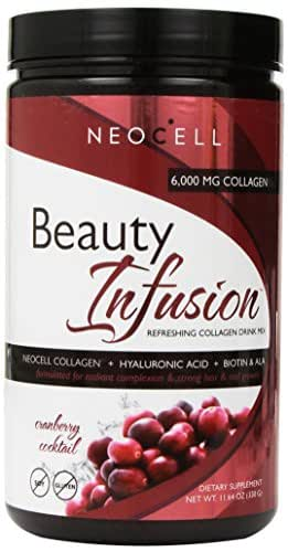 NeoCell Beauty Infusion Cranberry Cocktail -- 11.64 oz (330 G)