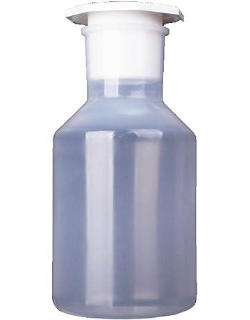 Botellas de plástico para sellado químico de 100 ml a 2000 ml para hogar o laboratorio