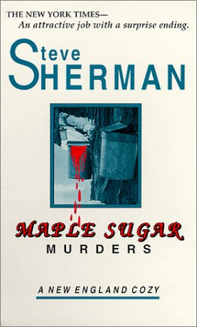 Maple Sugar Murders (New England Cozy)